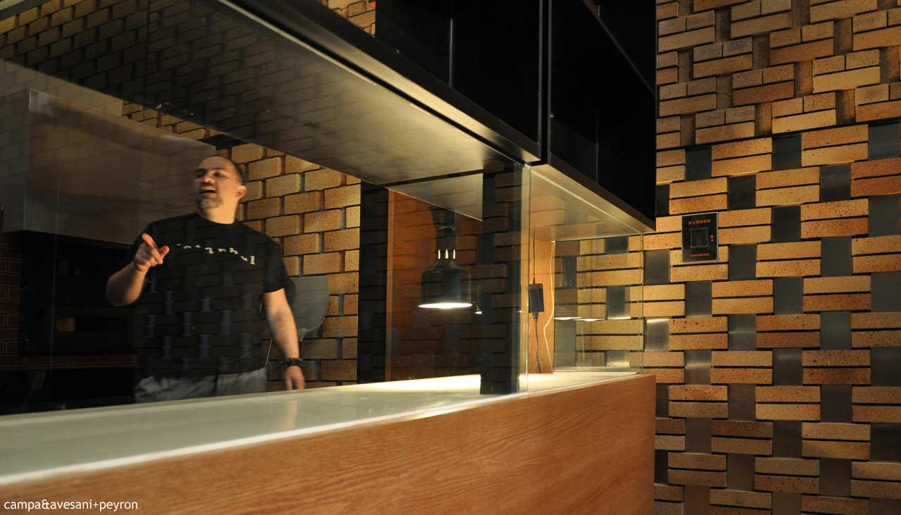Cornerstone restaurant studio ramoprimo