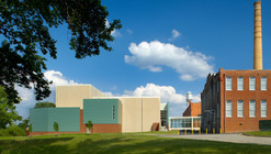 Imperial Centre Theatre / Pearce Brinkley Cease + Lee