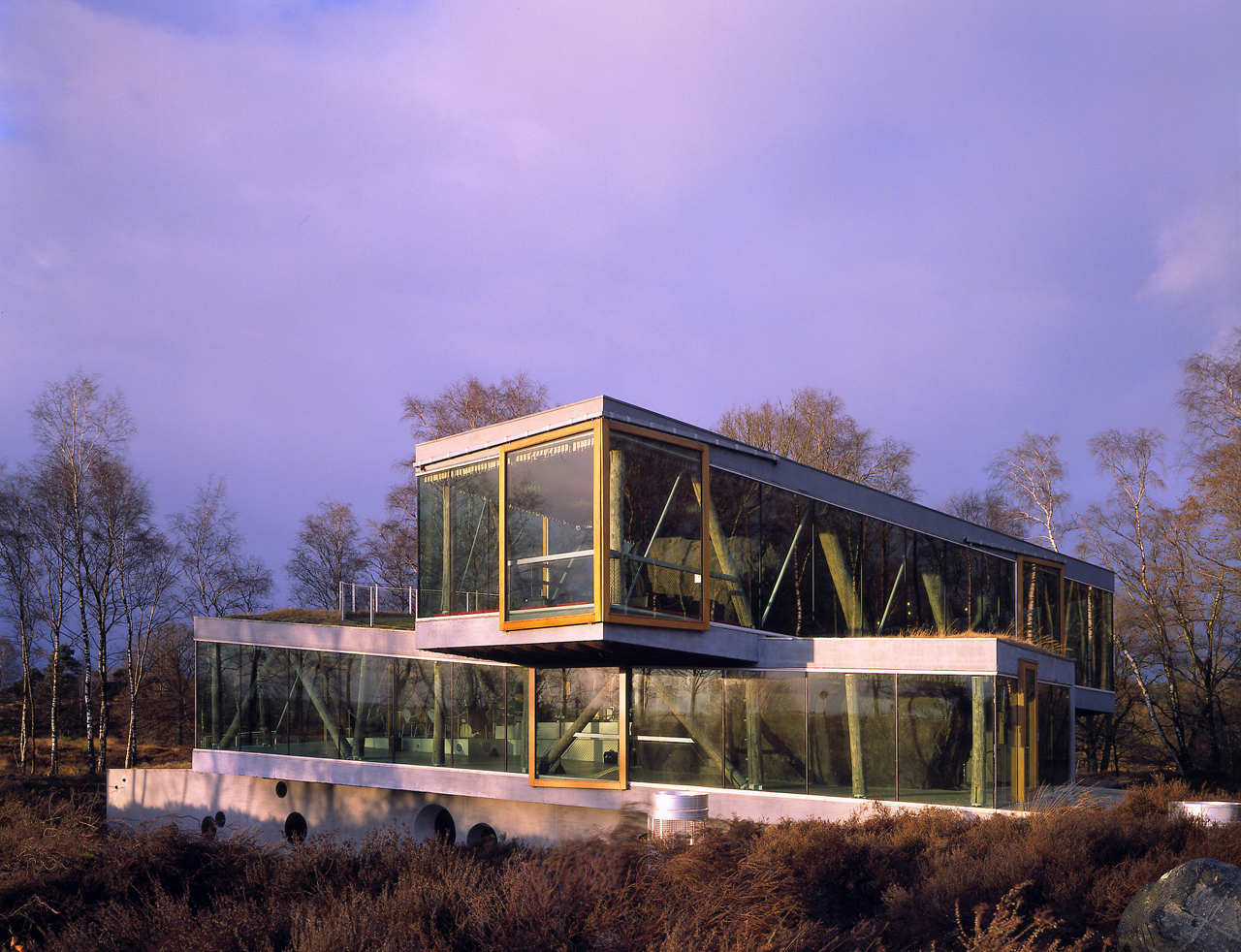 Flashback: Posbank Pavilion / de architectegroep, rijnboutt ruijssenaars hendriks van gamerenmastenbroek bv, © Christian Richters