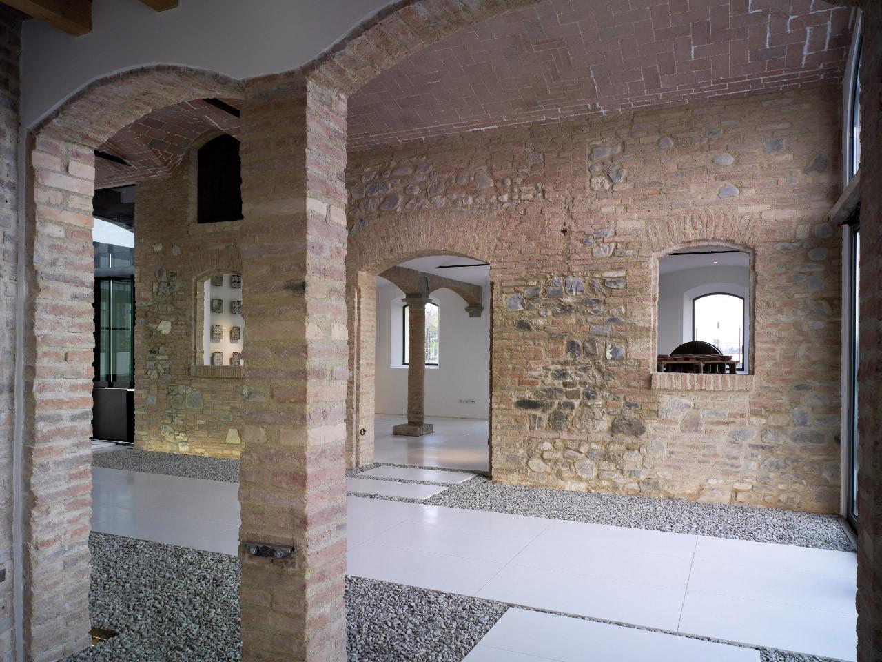 Casalgrande Old House / Kengo Kuma & Associates, © Marco Introini