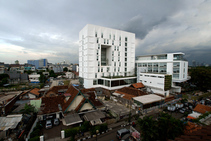 Morrissey Hotel / Aboday, © Happy Lim Photography