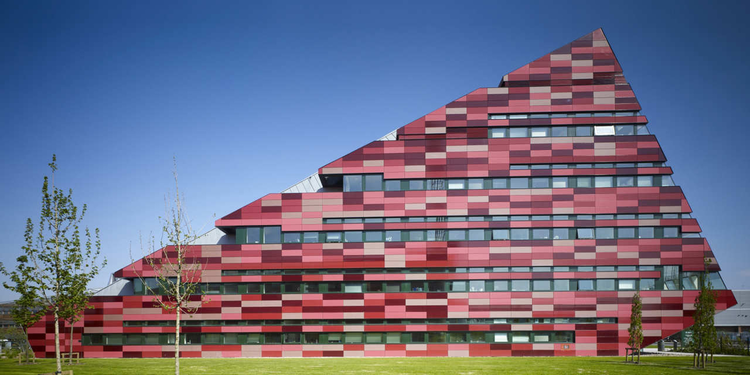 The University of Nottingham - Jubilee Campus Extension / Make Architects, Courtesy of Make Architects