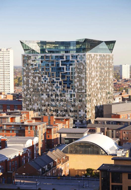 The Cube / Make Architects, Courtesy of Make Architects