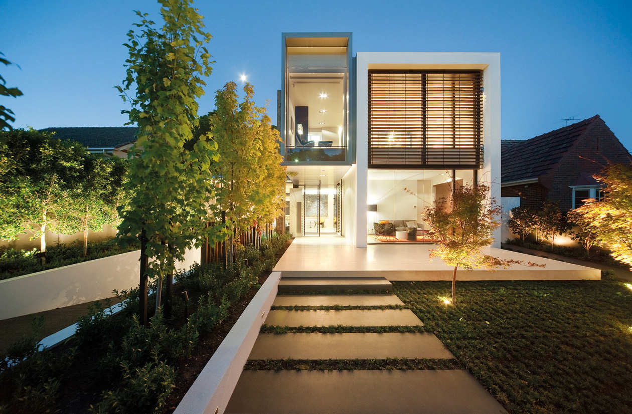 Architecture Houses Australia hunter house / darren carnell architects | archdaily