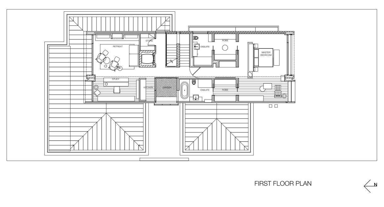 Hunter House / Darren Carnell Architects