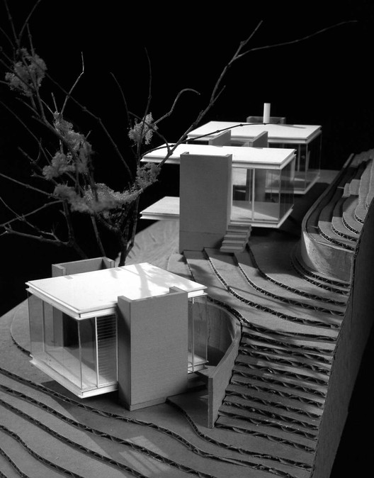Tea Houses Swatt Miers Architects Archdaily