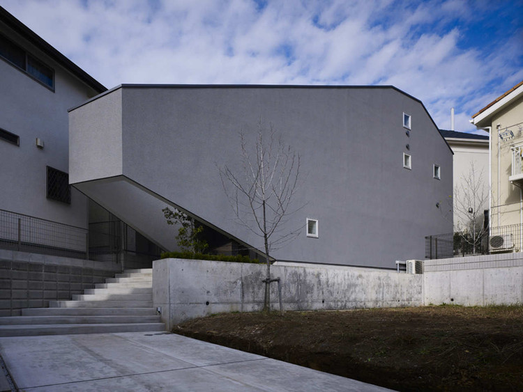 UN / Yo Yamagata Architects, © Forward stroke Inc