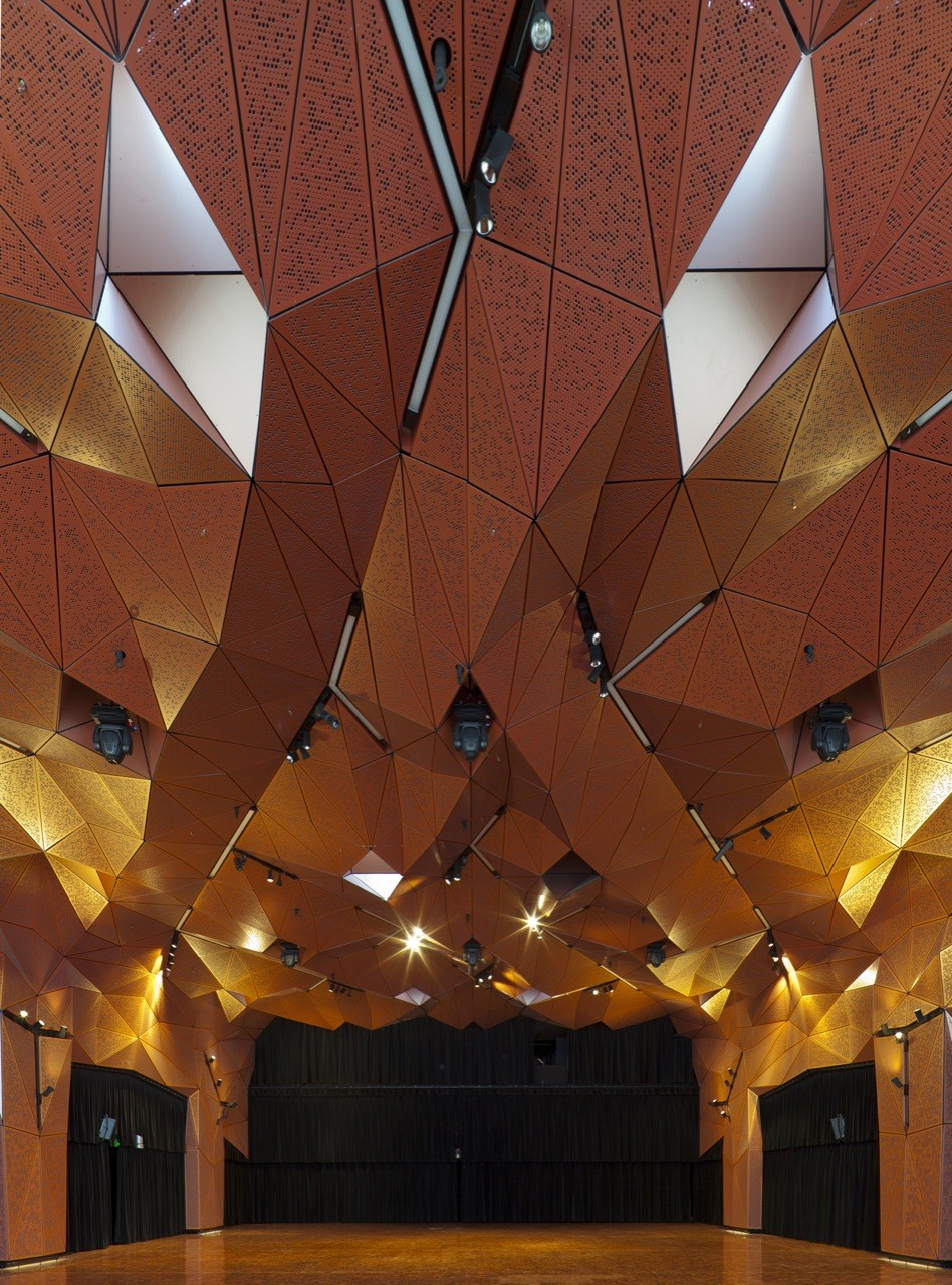 UTS Great Hall and Balcony Room / DRAW