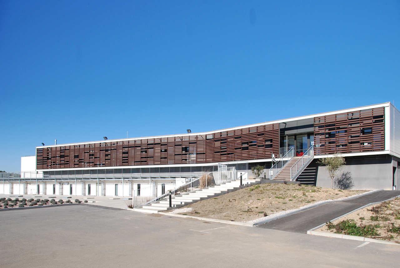 Ecotron / MDR Architectes, Courtesy of MDR architectes