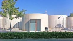 Summer Pool In Godella / Álvarez Cubells Arquitectos