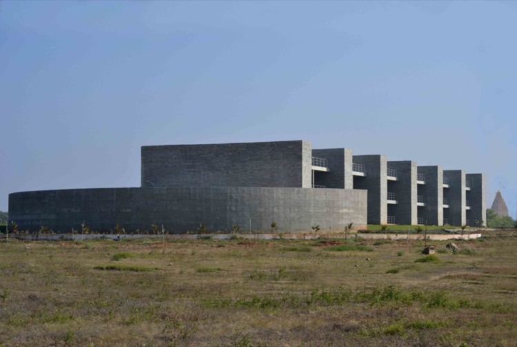 Pavapuri Guest House / Matharoo Associates, Courtesy of  matharoo associates