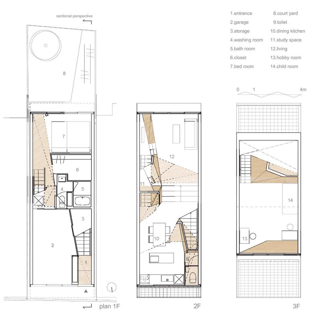Town House / Alphaville Architects