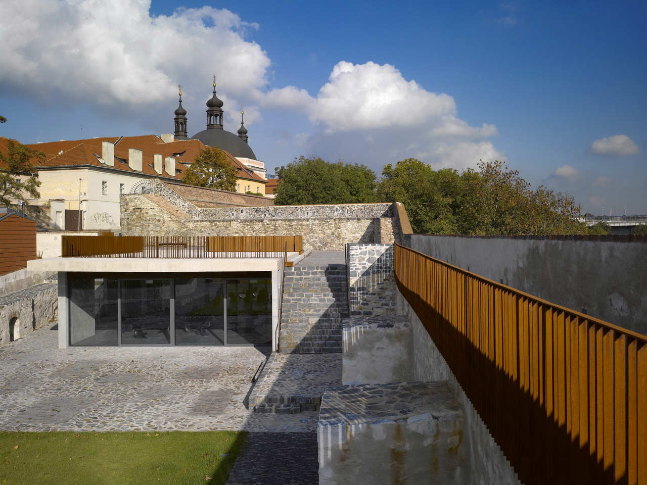 Revitalization Of The Crucifix Bastion / MCA atelier, Courtesy of  mca atelier