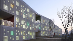 Jardín infantil de Jiading New Town / Atelier Deshaus