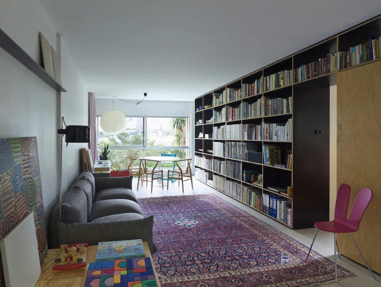 Potts Point Apartment / Anthony Gill Architects