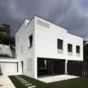 Two Semi-detached Houses In Barcelona / CAVAA Arquitectes