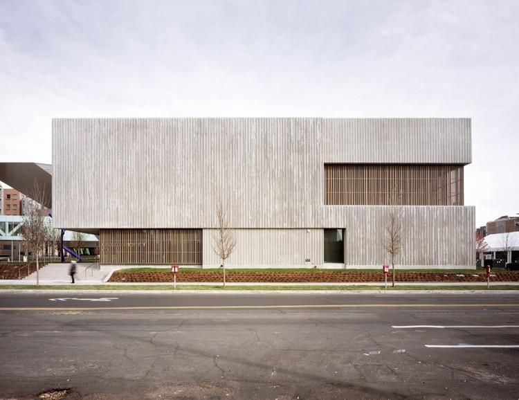 Clyfford Still Museum / Allied Works Architecture, © Jeremy Bittermann