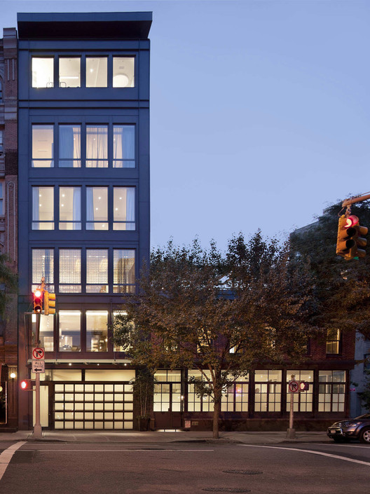 2 North Moore / Turett Collaborative Architects, © Paul Warchol Photography