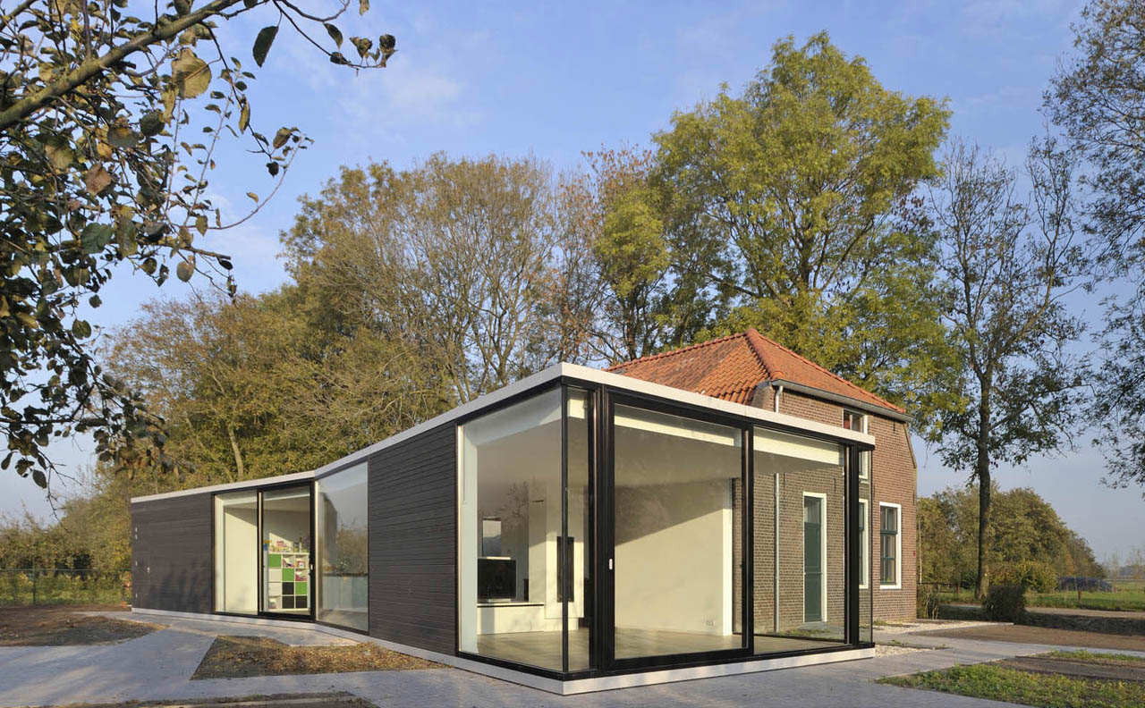 Farm House In Dutch Betuwe / reSET architecture, © Huub Smits