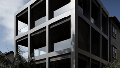 Bower Street Apartment Building / Katon Redgen Mathieson