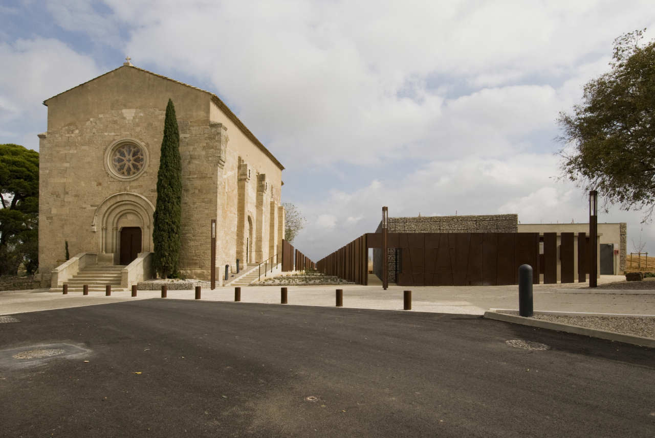 Cultural Place In Domaine de Bayssan / MDR Architectes, Courtesy of  mdr architectes