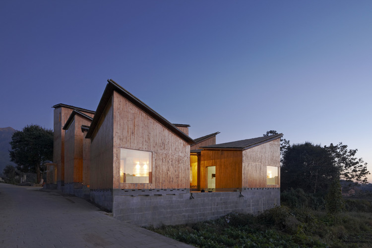Museum of Handcraft Paper / TAO - Trace Architecture Office, ©  SHU He