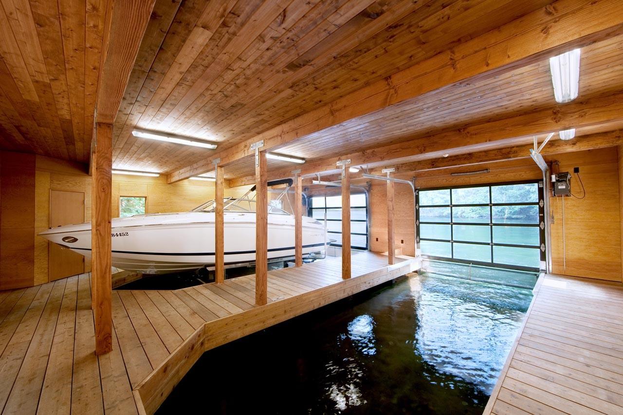 Gallery Of Muskoka Boathouse Christopher Simmonds Architect