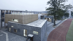 Xiaoquan Elementary School / TAO - Trace Architecture Office