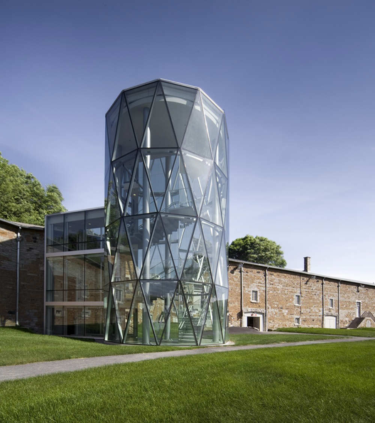 Stewart Museum / FABG, Courtesy of  les architectes fabg