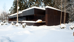 House In The Moscow Region / Sergey Nasedkin