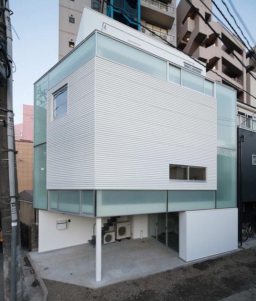 House in Nakameguro / Yoritaka Hayashi Architects, © Takumi Ota