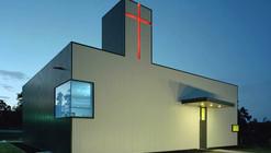 St Nicholas Church / Marlon Blackwell Architect