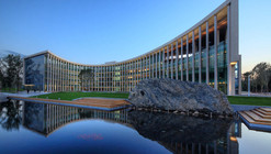 Haxi New District Office Building / ZNA