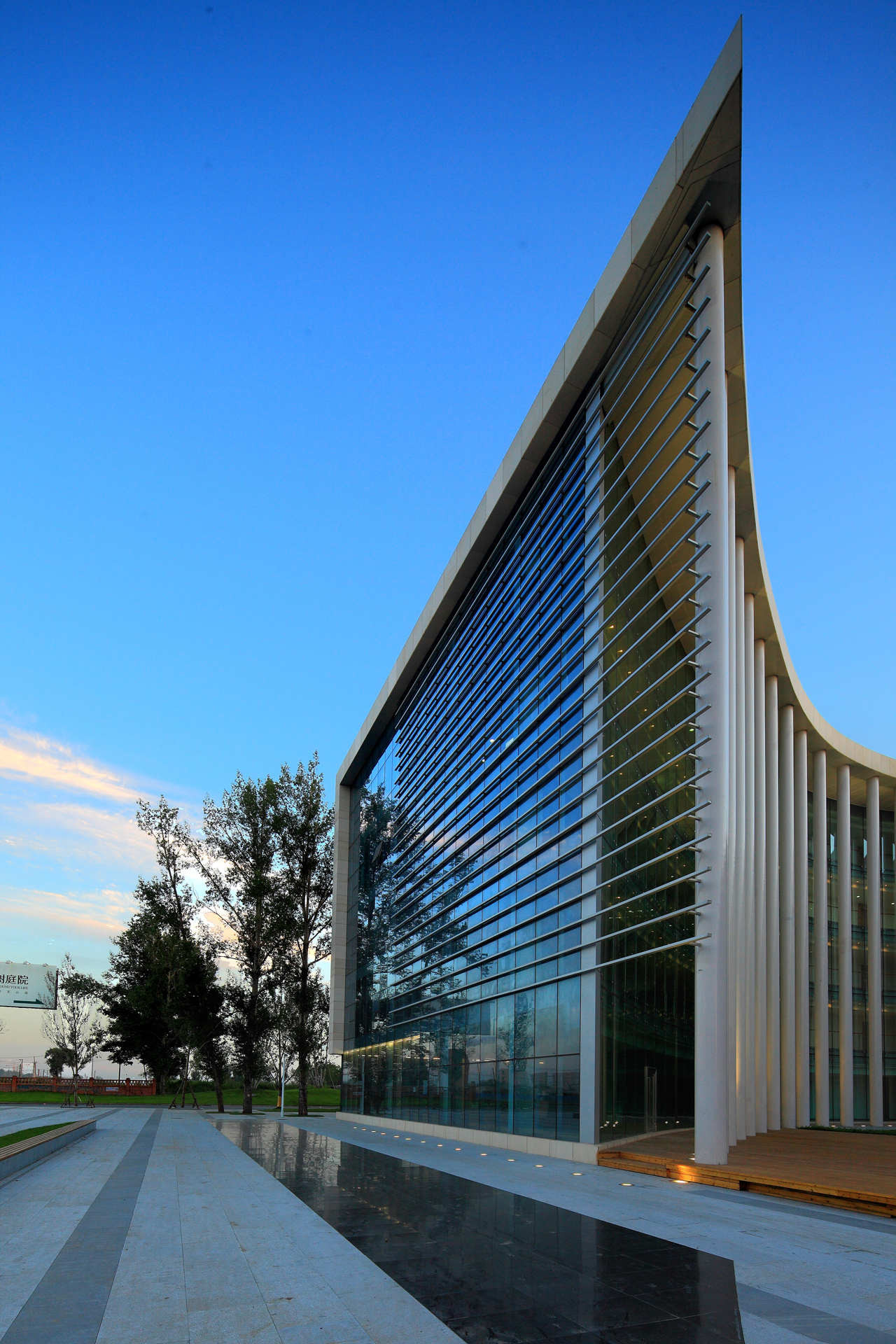 Gallery of Haxi New District Office Building / ZNA - 3 - photo#27