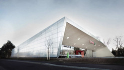 Climate Protection Supermarket / LOVE architecture and urbanism