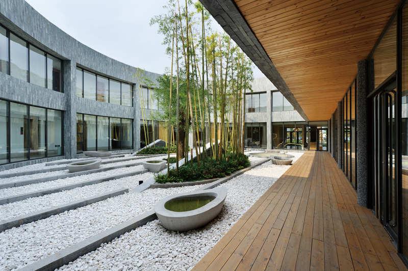 Ming Tang Hot Spring Resort Ct Design Cooperation Team