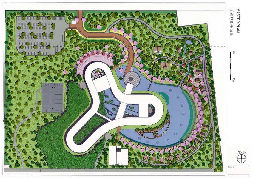 Resort Master Plan Design