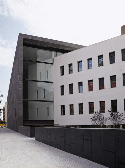 Building Of Universitat Pompeu Fabra / Nomen Architectes, © Manuel Giron Perez