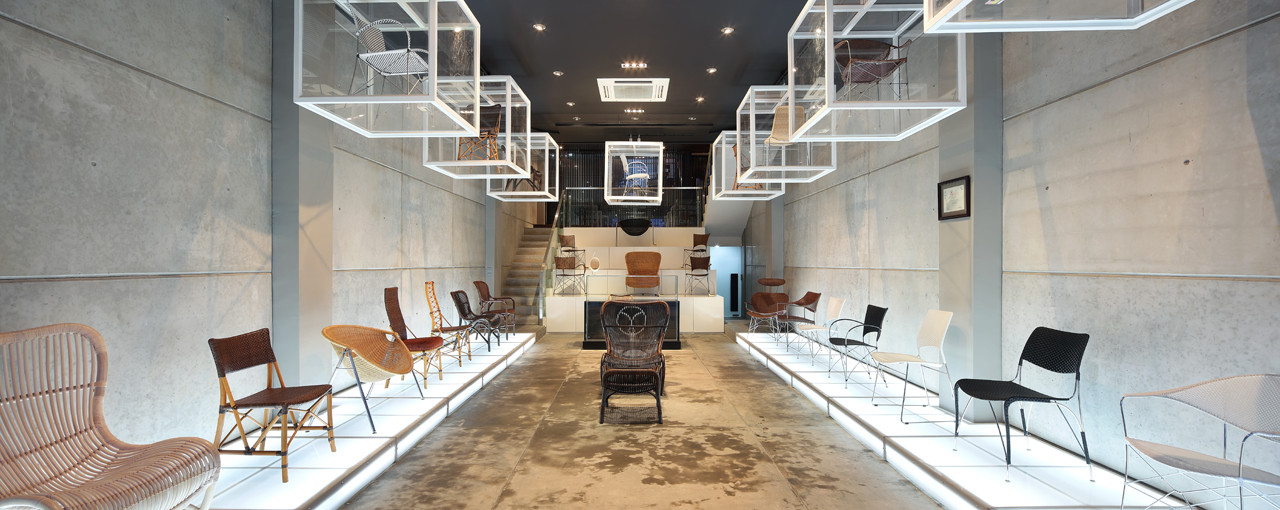 Gallery of yamakawa rattan showroom sidharta architect 5 for D furniture galleries closing