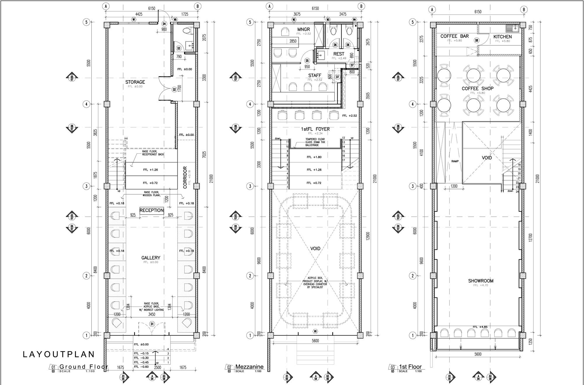 D Office Design Free Download