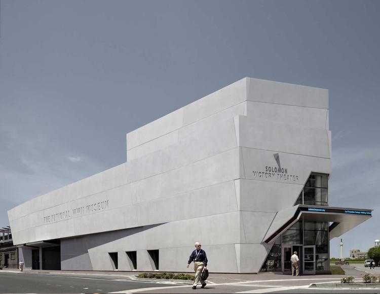 The National World War II Museum / Voorsanger Mathes LLC, © Thomas Damgaard