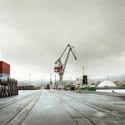 Docks In Aviles Port / [baragaño]