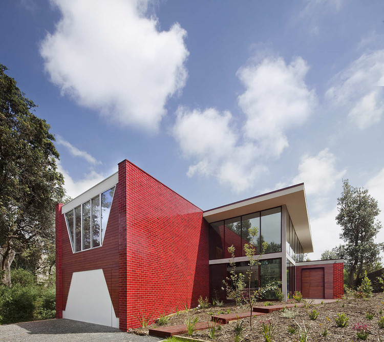 Finn House / WoodWoodWard Architecture, © John Gollings