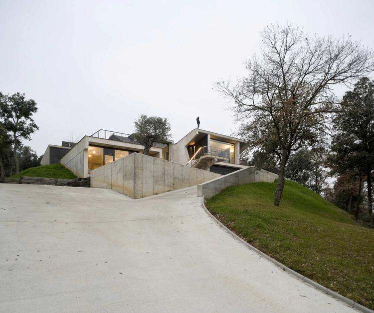 Single House In Bescano / Josep Ferrando Bramona, © Pedro Pegenaute