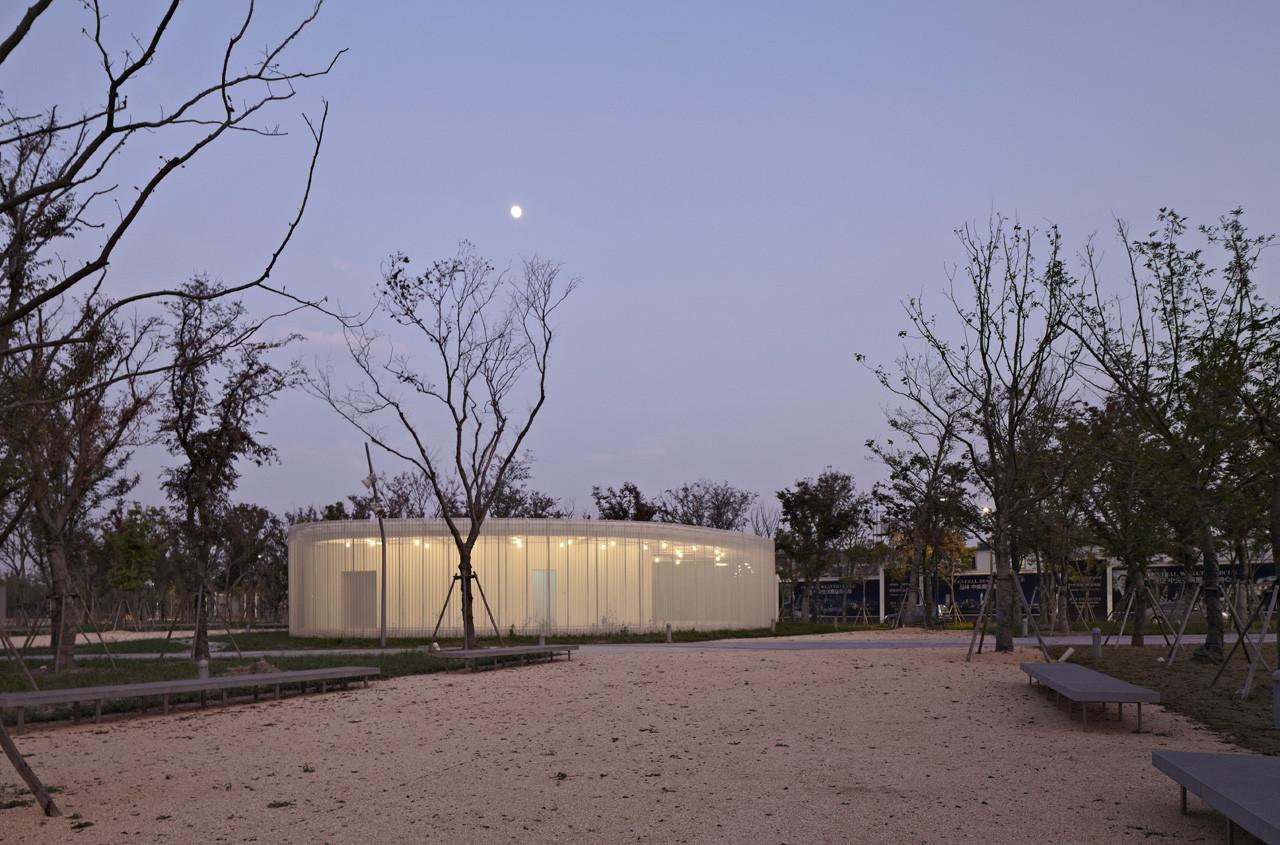 Spiral Gallery / Atelier Deshaus, © Zhang Siye