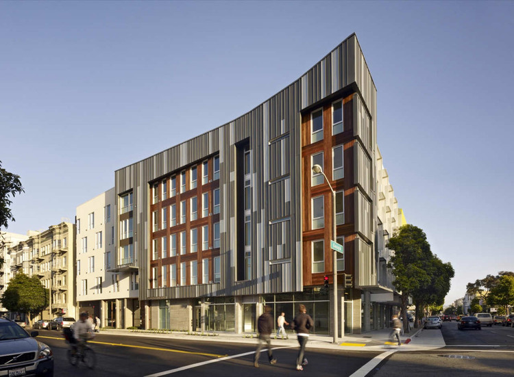 Richardson Apartments David Baker Partners Archdaily