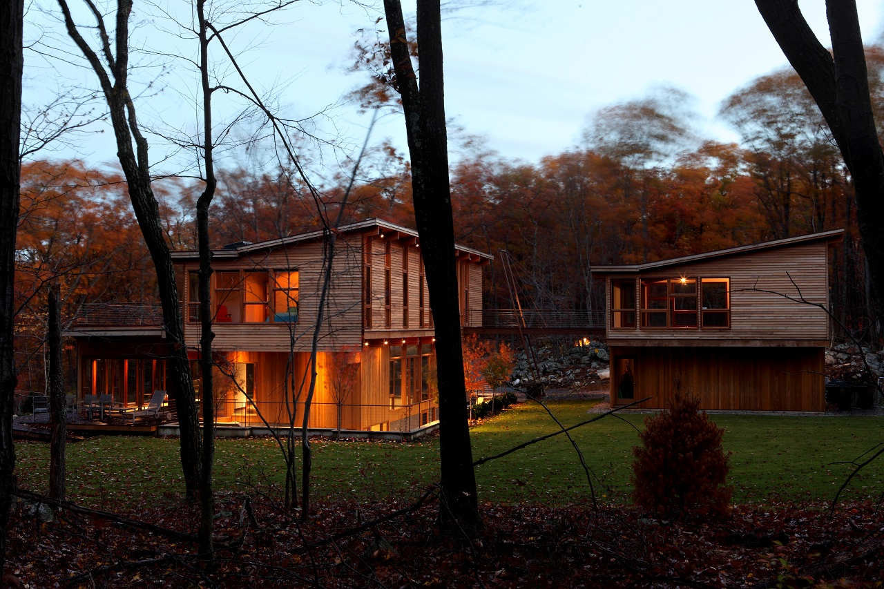Hudson valley country house fractal construction llc for Hudson house