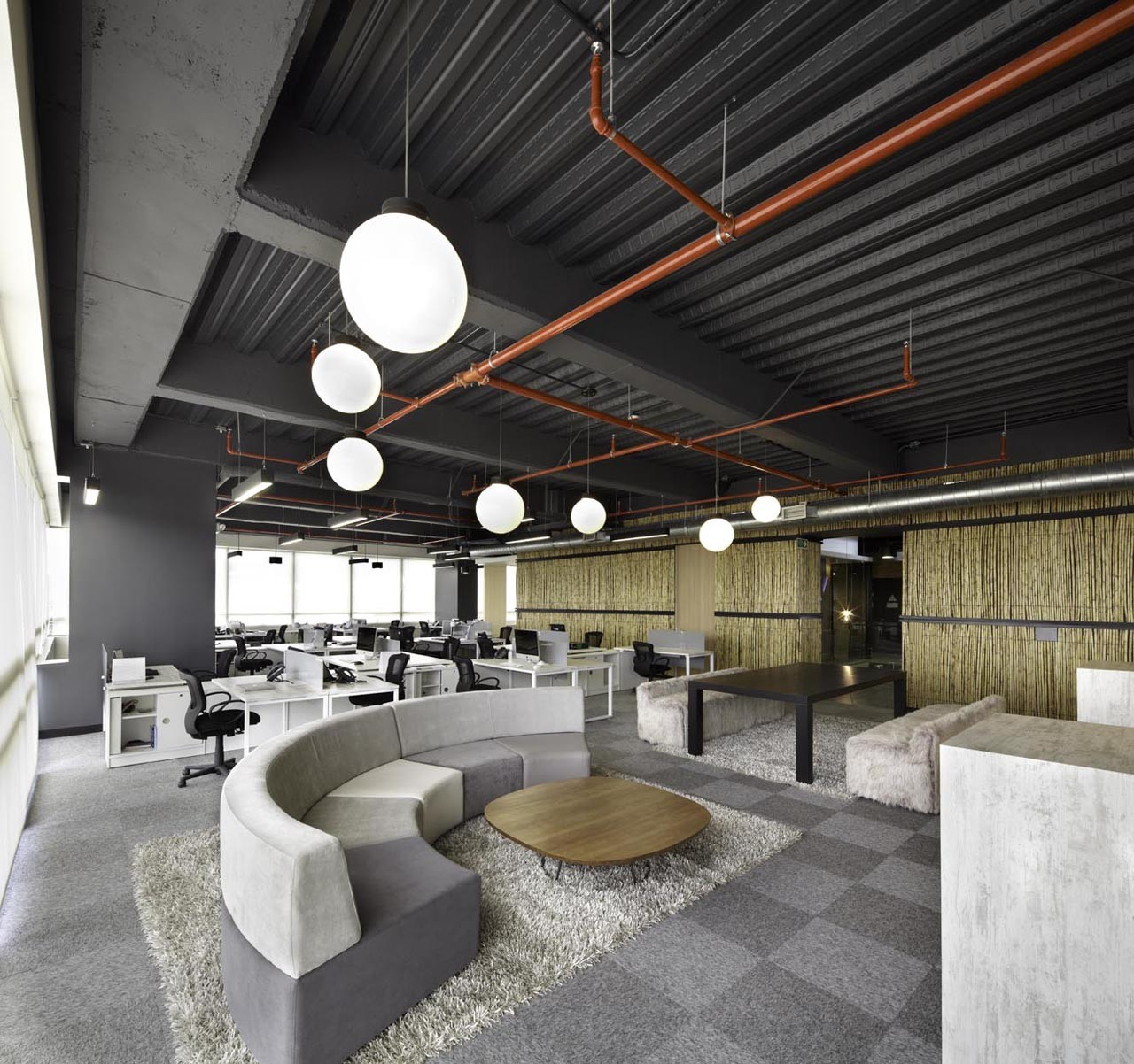 Gallery of jwt bogot headquarters aei arquitectura e for Arquitectura oficinas modernas