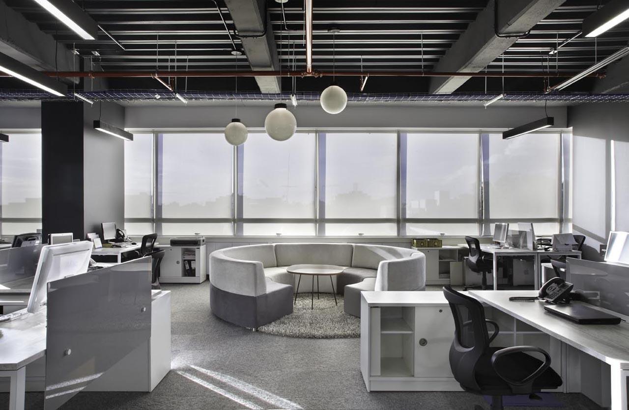 Gallery of jwt bogot headquarters aei arquitectura e interiores 8 - Arquitectura interior ...