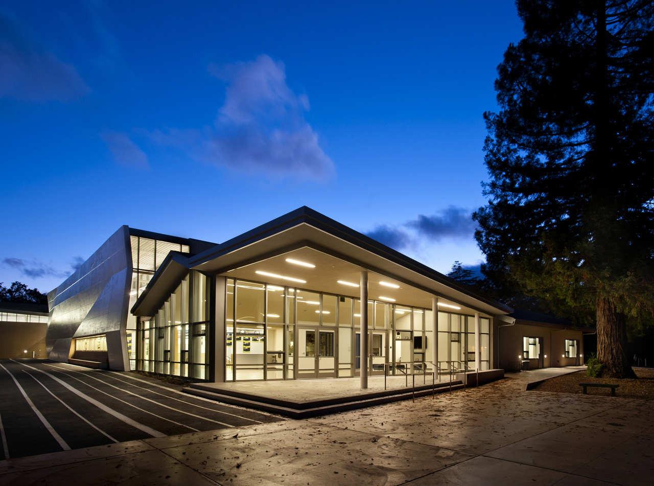 Menlo School MAC / Kevin Hart Architecture, © Bernard André
